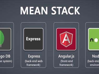 MEAN Full-Stack