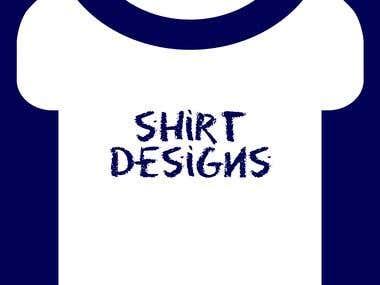 shirt design concept