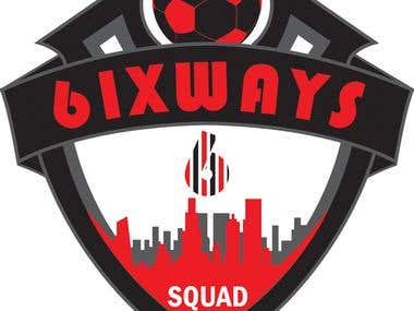 6ixways Squard Logo