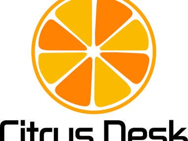 Citrus Desk Logo