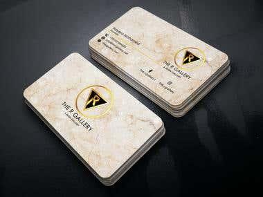 Marbel business card