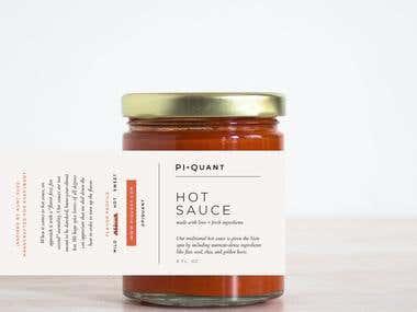 Piquant Hot Sauce