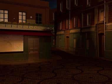3d photorealistic animation