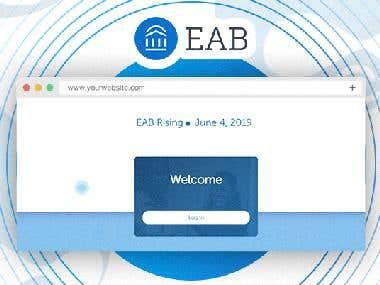 Drupal 8 EAB Web