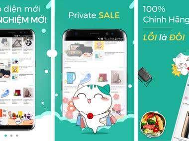 Hago.me Android App
