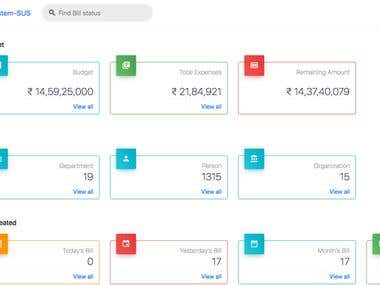 Billing Management & Payment System