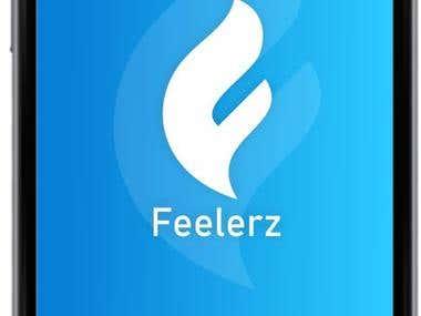 Feelerz Social Media Application