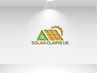 Logo For a Solar Company