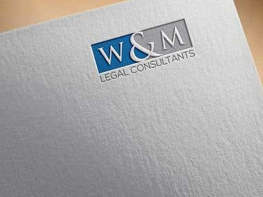 logo For a law Company