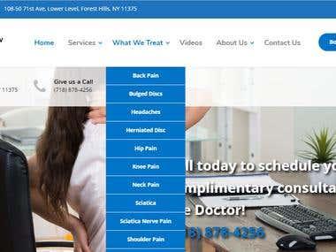 SEO for Nektalovhealth Health Services Website