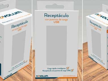 Packaging Enchufe