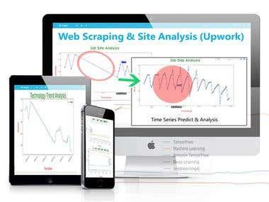 7. Data Scraping & Data Analytic & Data Science