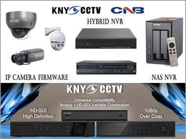 1. CCTV | NVR | Streaming