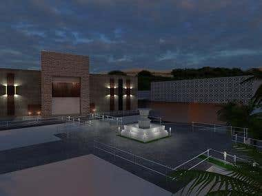 3d architectural visualizations