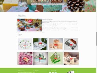 Woo-commerce Website