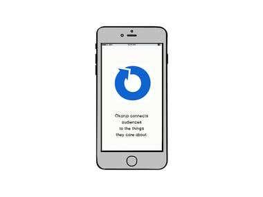 Okanjo – Mobile App – UX – E-Commerce