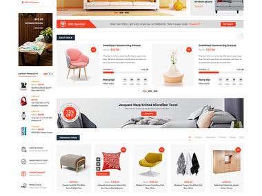 Develop Wordpress Woocommerce Multi Vendor Marketplace