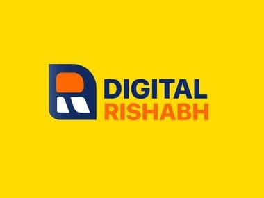 Logo for Digital Rishabh