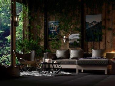forest home design