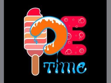 Ice time Logo