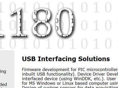 '1180 BitWare Solutions' Web Application