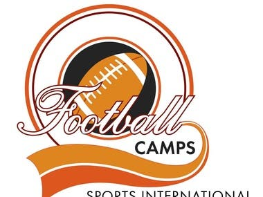 Football camps logo