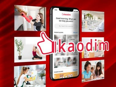 Kaodim - Hire Services