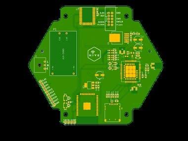 Interfacing of Silicon Lab BGM13P, SIM868 GSM/GPS to ESP32