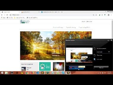 Laravel E-commerce Web Application on Project Management