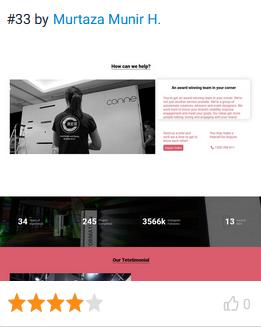 Creative changes to website - CUSTOM CODED WORDPRESS.