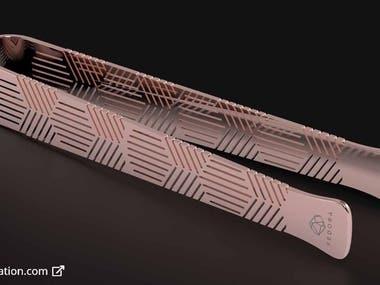 FEDORA- Concept Gold Clipper