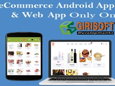 Android Ecommerce Store