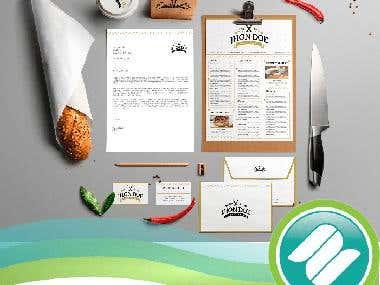 Corporate Identity Kit 4