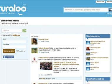 SocialEngine Project: Ruraloo