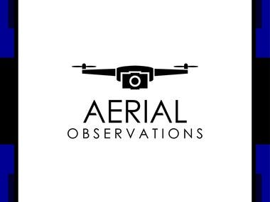 Aerial Observations Logo (Proposal)