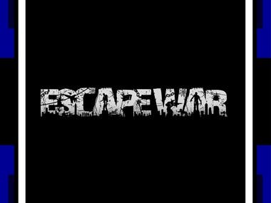 Escape War Logo (Proposal)