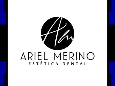 Ariel Merino Logo (Proposal)