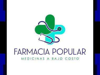 Farmacia Popular Logo (Proposal)