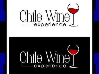 Chile Wine Logo (Proposal)