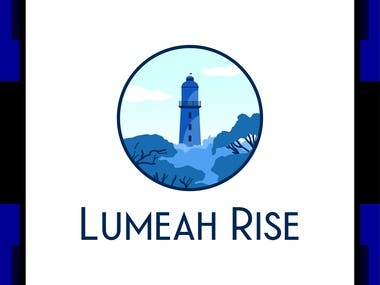 Lumeah Rise Logo (Proposal)