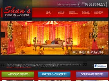 Shan's Event Managment & Decors