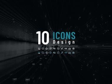 10 ICONS DESIGN