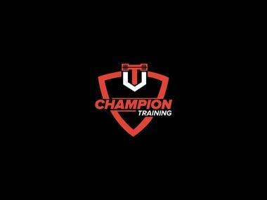 Champion Training Logo Design