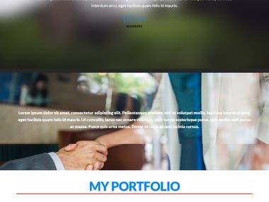 Personal Blogging Theme