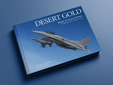 Desert Gold Book Cover
