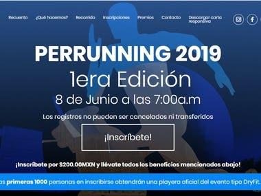 Perruning Tijuana 1° Edición
