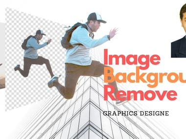 Remove or change any photo background
