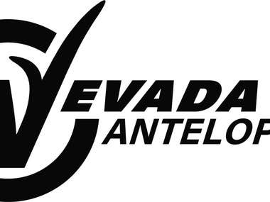 Nevada antelopes LOGO
