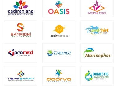 Logo Design Work
