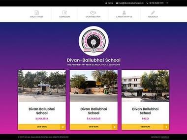Divan Ballubhai Govt. School